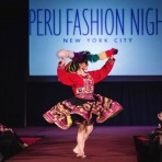 Perú Fashion Night New York 2014