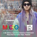 VisteLaCalleExpo en el festival de moda y creatividad MACROFEST Panamá 2014