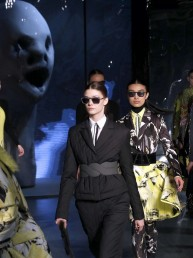 Kenzo F/W 2014-15: Chinoiserie y David Lynch