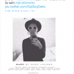 #CastMeMarc: la campaña de Marc Jacobs para encontrar a su próximo rostro a través de Twitter