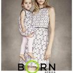 Born Free Africa: Victoria Beckham y la campaña contra el VIH