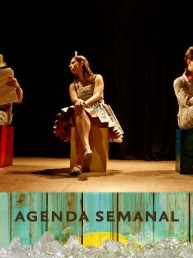 Agenda Cristal Light: Panoramas del 16 al 20 de abril