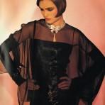 Flashback: La primera colección de Karl Lagerfeld para Chanel, 1983