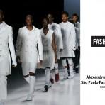 Video: Alexandre Herchcovitch Men – São Paulo Fashion Week Verano 2015 por VisteLaCalle