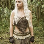 Emilia Clarke de Game of Thrones, la it girl de la TV