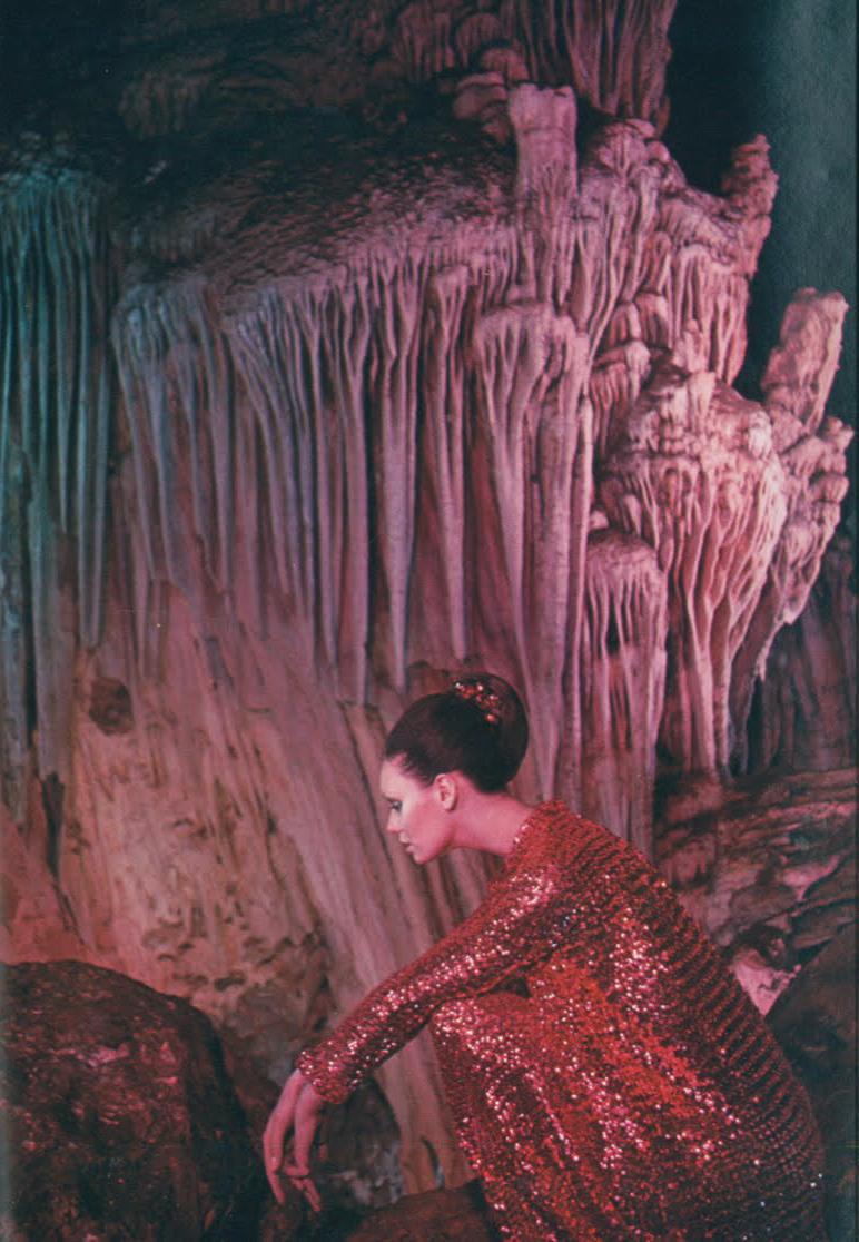 La moda en España por Raymundo de Larraín, un fotógrafo chileno en Vogue (1971)