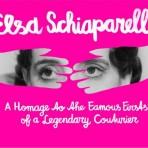 VLC ♥ Las creaciones de Elsa Schiaparelli