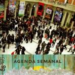 Agenda Cristal Light: Panoramas del 8 al 11 de mayo