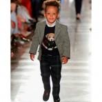 Egypt Dean: el hijo de Alicia Keys que debutó como modelo en la pasarela de Ralph Lauren Kids