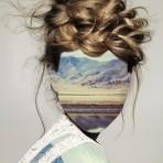 """La estética delicada y surrealista de Erin Case en la serie """"Haircut"""""""