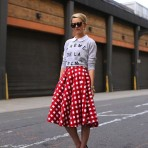 VLC Trends: El glorioso retorno de la Midi Skirt