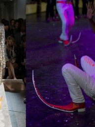 "Zapatos ""picudos"": De la subcultura mexicana a las pasarelas"