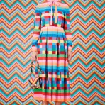 Valentino Resort 2015: Op Art y Moda