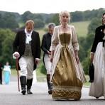 La recreación del baile de Orgullo y Prejuicio de Jane Austen en Inglaterra