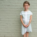 VLC Kids: Moda entre padres e hijas a través de los vestidos reciclados de Little Grey Line