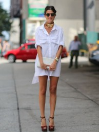 VLC Trends: ShirtDress