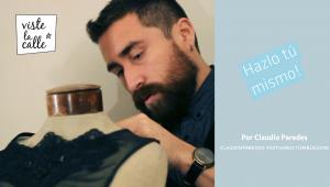 Hazlo Tú Mismo: Claudio Paredes - Aplicación de encaje recortado