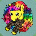 Pelo de Pony – Peluquería y venta de tinturas color fantasía