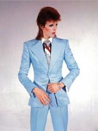 Freddie Burretti, el sastre de Bowie