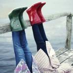 VLC Trends: Botas, bototos y botines de goma para la lluvia
