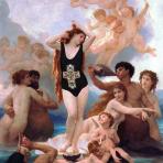 @CopyLab: Pinturas clásicas intervenidas con moda actual