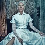 La buena y mala Kate Moss por Steven Klein para Revista W, marzo 2012