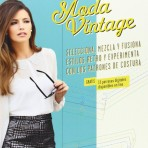 """Libros de Moda: Historia y patrones en """"Moda Vintage"""" por Jo Barnfield"""