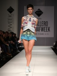Las propuestas universitarias del Buenos Aires Fashion Week Primavera-Verano 2015