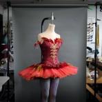 VLC ♥ Cómo se hace un tutú para la obra The Firebird de Ígor Stravinski