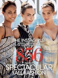 Las portadas de revistas de septiembre
