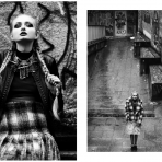 Queen Lukrecja, editorial de moda inspirada en Lady Macbeth