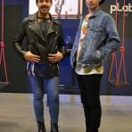 Diego Soto y Dani Ride