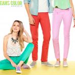 Jeans Color, la nueva colección primavera-verano de Armario La Polar