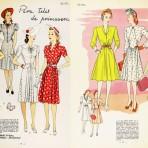 ¿Cómo eran las revistas de moda de septiembre en el Chile de hace 80 años?