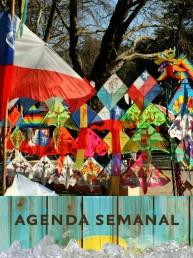 Agenda Cristal: Panoramas del 18 al 21 de septiembre