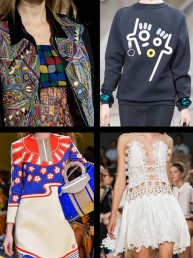 Paris Fashion Week SS 2015: Parte 1