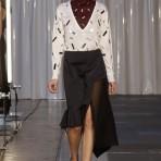 Totally Asymmetric Skirt: la nueva falda It
