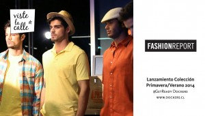 Fashion Report: Lanzamiento colección #GetReady Primavera-Verano de Dockers
