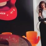 Una vida artística por Inez & Vinoodh, revista W 2014