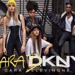 La colección de Cara Delevingne para DKNY