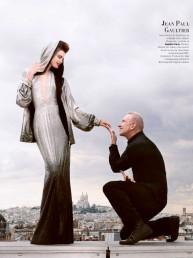 Una promesa de amor: las novias según los diseñadores en Harper's Bazaar España