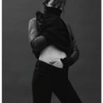 Un poco de mí: Charlotte Gainsbourg para Vogue Alemania, agosto 2014
