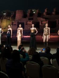 El desfile de Pro Chile donde el cobre fue el protagonista de la pasarela
