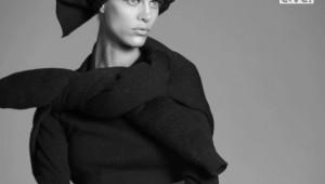 VLC ♥ Layering en Vogue Italia