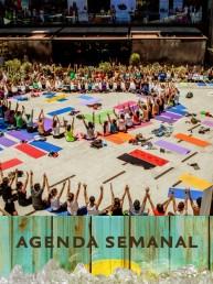 Agenda Cristal Light: Panoramas del 23 al 26 de octubre
