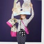La colección navideña de Kate Spade para Gap Kids