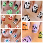 Tutoriales: ¡Uñas para Halloween!