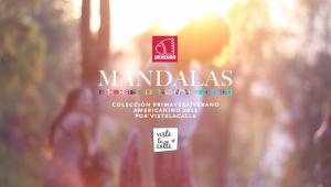 """Fashion Film """"Mandalas"""", la colección primavera-verano 2014 de Americanino por VisteLaCalle"""