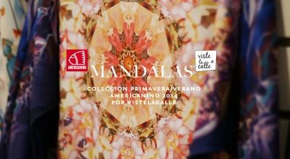 """Making of de la colección """"Mandalas"""" VisteLaCalle para Americanino"""