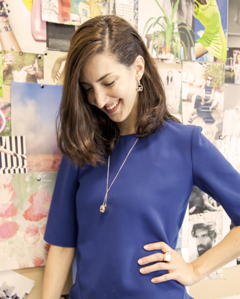 """Entrevista a Amanda Gerbasi, diseñadora de joyas y creadora de la marca KATTRI: """"Con la moda y la joyería, las únicas barreras son aquellas que impone el cuerpo humano"""""""
